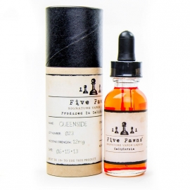E-liquide Queenside 50ml - Five Pawns