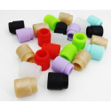 Pack de 10 Drip tip silicone Tfv8