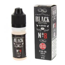 E-liquide Black Edition n°8 10ml - High Creek