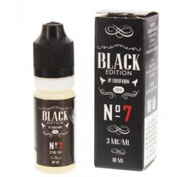 E-liquid Black Edition n ° 7 10ml - High Creek