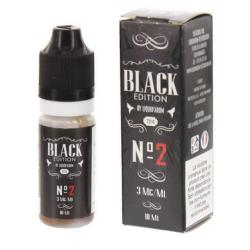 E-liquid Black Edition n ° 2 10ml - High Creek