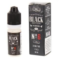 E-liquid Black Edition n ° 6 10ml - High Creek