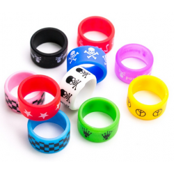 Bague silicone Vape Band 22mm H12mm