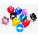 Bague silicone 18/12mm