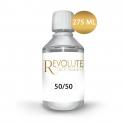 Base 0mg 50%PG  50%VG 275 ml - Revolute