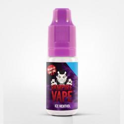 E-liquide Ice Menthol TPD - Vampire Vape