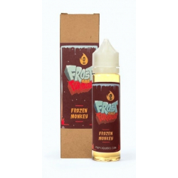 E-Liquide Frozen Monkey - 50 ML - Frost & Furious PULP