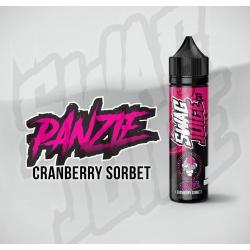 E-Liquide Panzie - Cranberry Sorbet - Swag Juice
