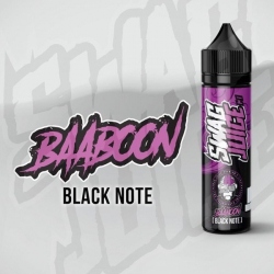 E-Liquide Baaboon - Black Note - Swag Juice