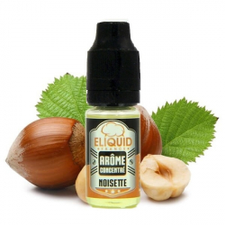Arôme Concentré Noisette - Eliquid France