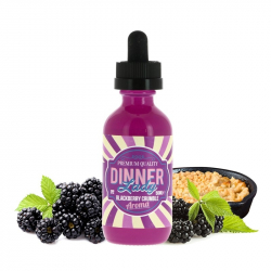 Blackberry Crumble 50ml - Dinner Lady