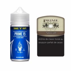 """E-Liquide Prime 15 Shake """"N"""" Vape - Halo"""