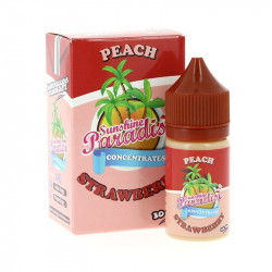 Concentré Peach Strawberry - Sunshine Paradise