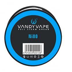 Fil résistif mesh wire SS316L- Vandy Vape