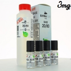 Pack base 20/80 260ml TPD Belge - Extrapure