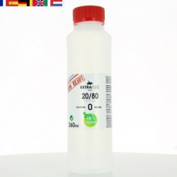 Base 20/80 260ml - Extrapure
