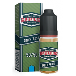 E-liquide Green Frost - Cloud Vapor