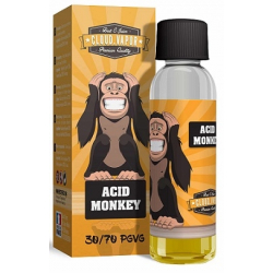 E-liquide Acid Monkey 60ml - Cloud Vapor
