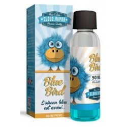 E-liquide Blue Bird 60ml - Cloud Vapor