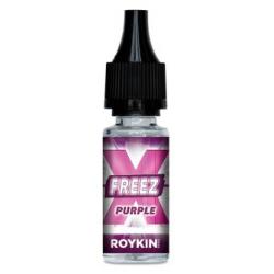 E-liquide X-freez purple - Roykin
