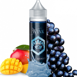 Concentré Blue mango 60ml - Wink