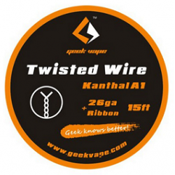 Fils résistifs Twisted wire - Geekvape