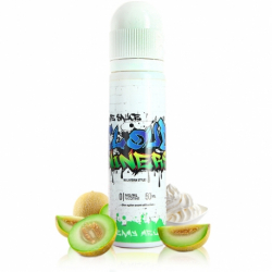 E-liquide Creamy Melon 50ml - Cloud Niners
