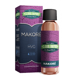 E-Liquide Makoré 60ml - Cloud Vapor