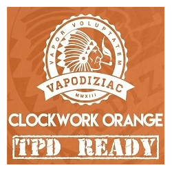E-liquide Clockwork orange - Vapodiziac