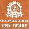 E-liquide Clockwork orange - Vapodiziac