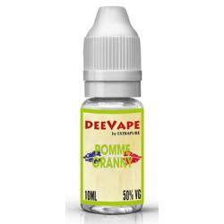 E-liquide Pomme granny - Deevape