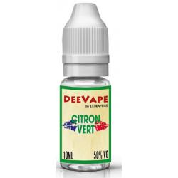 E-liquide Citron vert - Deevape