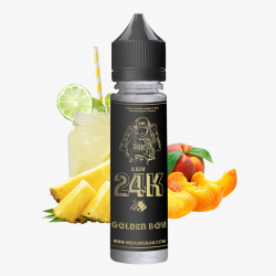 E-Liquide Golden Boy 50ml - 24K