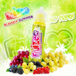 E-liquide Bloody Summer No Fresh 50ml - Fruizee