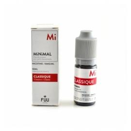 E-liquide Classique - Minimal