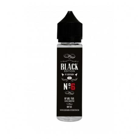 E-liquide n°6 50ml - Black Edition