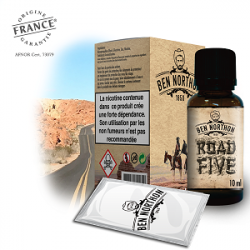 E-liquide Road five - Ben Northon
