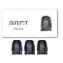 Pod 3EA Minifit - Pack de 3 - Justfog