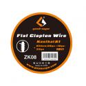 Fil résistif Flat Clapton Wire - Geekvape