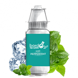 E-liquide Pepper mint - BordO2