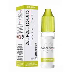 E-liquide Framboise n2 - Alfaliquid