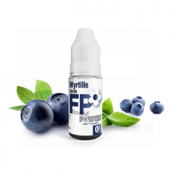 E-liquide Myrtille - Flavour Power