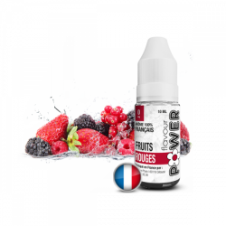 E-liquide Fruits Rouges 50/50 - Flavour Power
