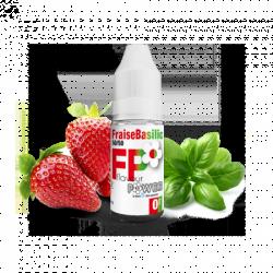 E-liquide Fraise basilic - Flavour Power