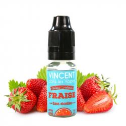 E-liquid Strawberry - VDLV