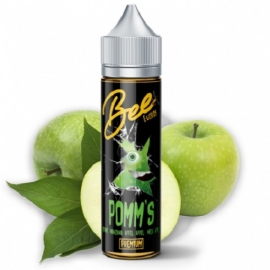 E-liquide Pomm's 50ml - Bee eliquides