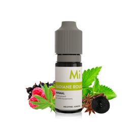 E-liquide Badiane Rouge - Minimal