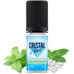 E-liquide Menthe chlorophylle - Cristal vape