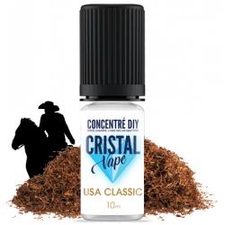 Arôme USA classic - Cristal vape
