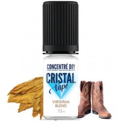 Arôme Virginia blend - Cristal vape